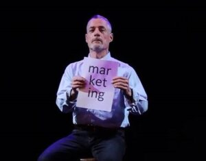 """Danny Abramovich: """"my name is marketing"""""""